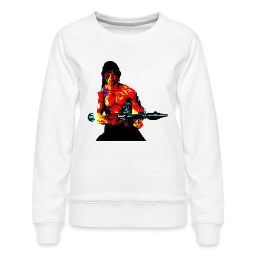 War - Women's Premium Sweatshirt