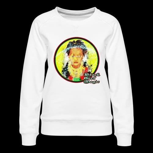 Black Girl Magic - Women's Premium Sweatshirt