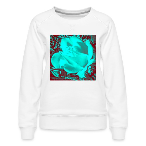 2018 05 12 19 37 11rose - Women's Premium Sweatshirt