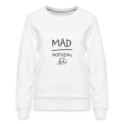 mon1 - Women's Premium Sweatshirt