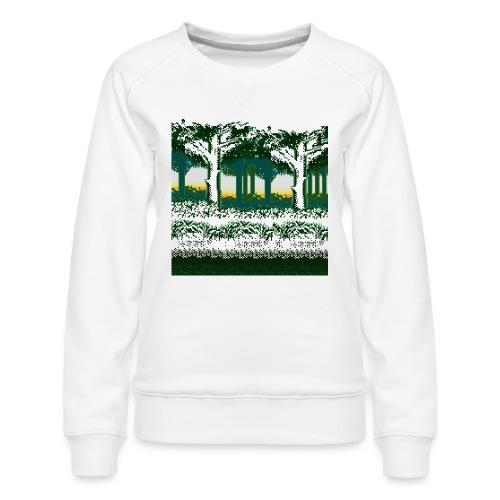 Forest - Women's Premium Sweatshirt