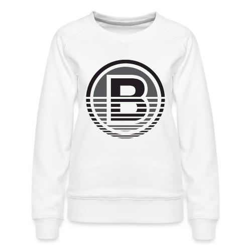 Backloggery/How to Beat - Women's Premium Sweatshirt