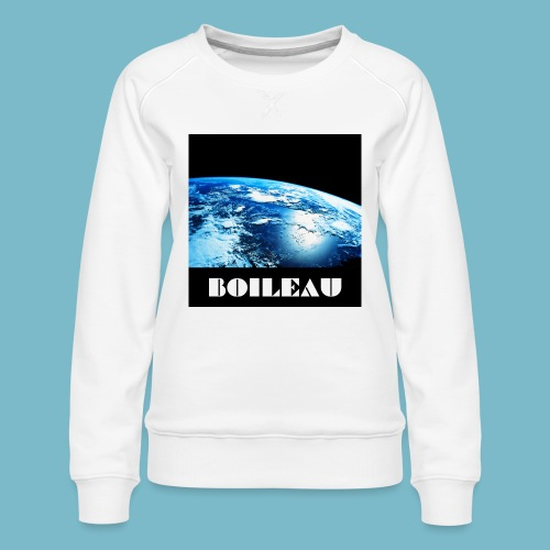 13 - Women's Premium Sweatshirt