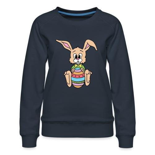 Easter Bunny Shirt - Women's Premium Sweatshirt