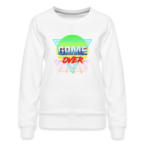 game over - Women's Premium Sweatshirt