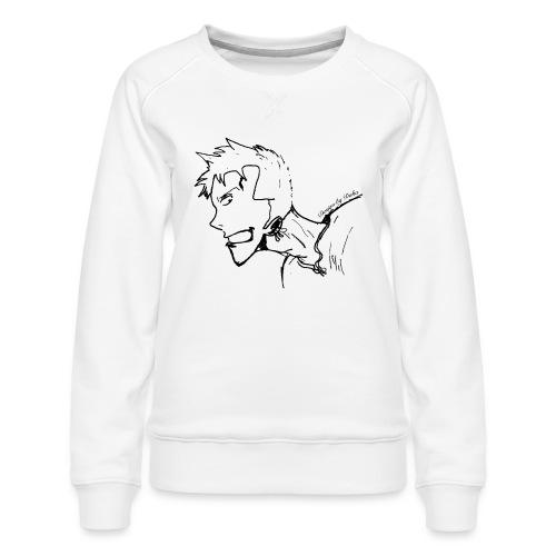 Design by Daka - Women's Premium Sweatshirt