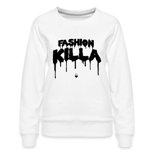 FASHION KILLA - A$AP ROCKY - Women's Premium Sweatshirt