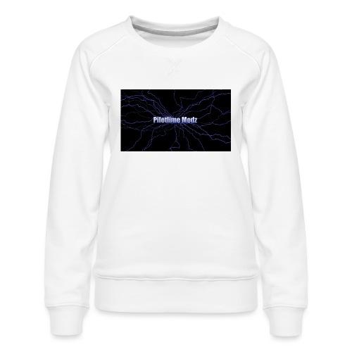 backgrounder - Women's Premium Sweatshirt