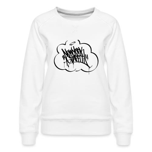 Odyse - NYG Design - Women's Premium Sweatshirt