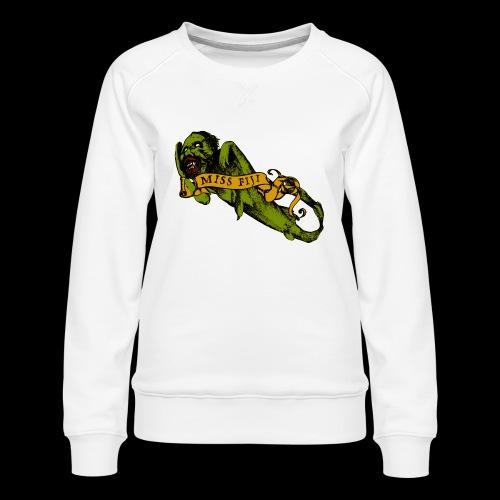 Barnum's Bride - Women's Premium Sweatshirt