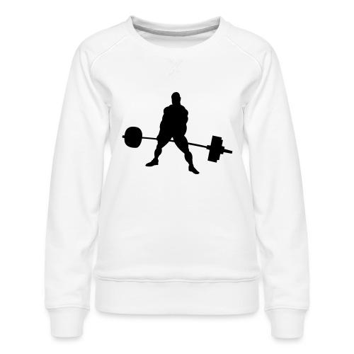 Powerlifting - Women's Premium Sweatshirt