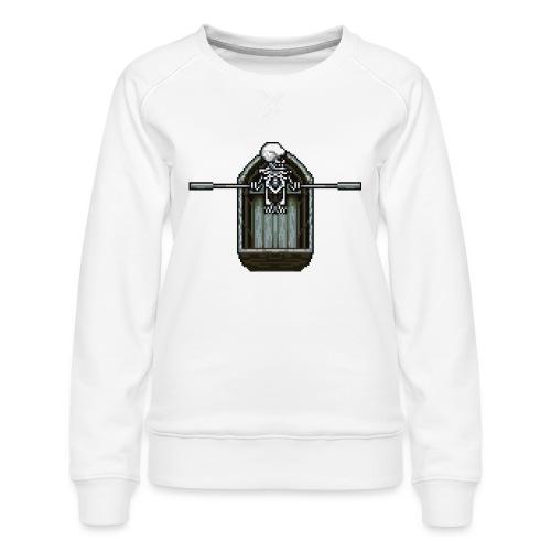 Ghost boat - Women's Premium Sweatshirt