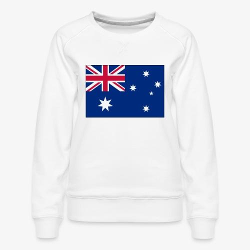 Bradys Auzzie prints - Women's Premium Sweatshirt