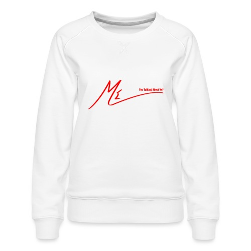 output onlinepngtools 3 - Women's Premium Sweatshirt