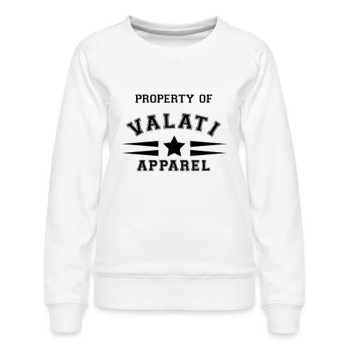 Property Of - Women's Premium Sweatshirt