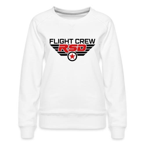 RSD Flight Crew - Women's Premium Sweatshirt