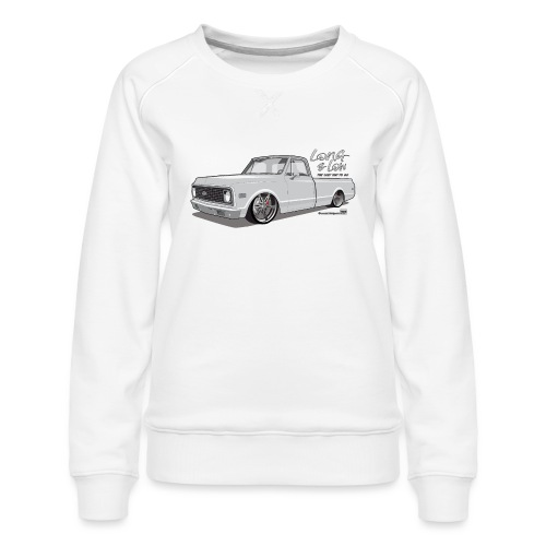 Long & Low C10 - Women's Premium Sweatshirt