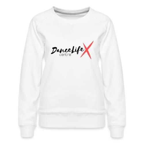 DL-Logo-Master - Women's Premium Slim Fit Sweatshirt