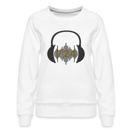 724 HEADPHONES - Women's Premium Sweatshirt