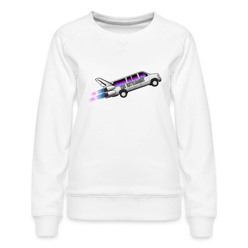 Rocketship - Women's Premium Sweatshirt