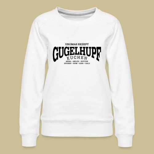 Gugelhupf (black) - Women's Premium Sweatshirt
