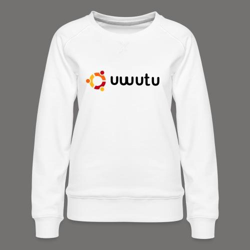 UWUTU - Women's Premium Sweatshirt