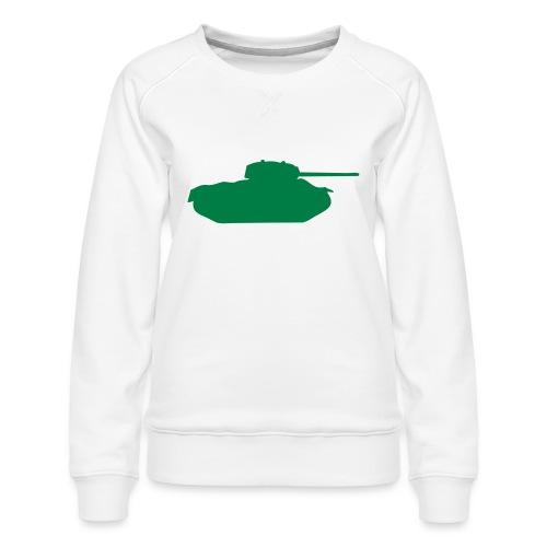 T49 - Women's Premium Sweatshirt