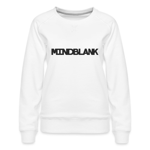Mind Blank Sports - Women's Premium Sweatshirt