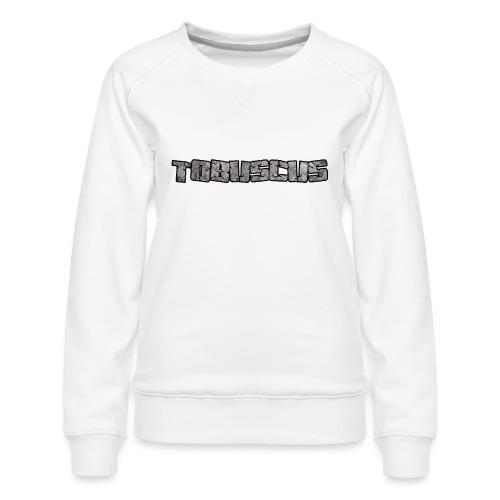 Tobuscus Logo Women's T-Shirts - Women's Premium Sweatshirt