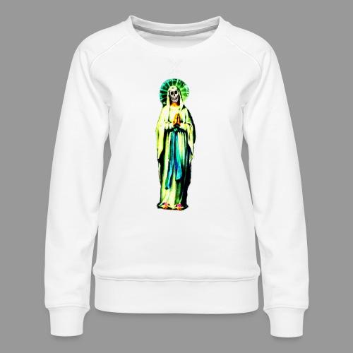 Cult Of Santa Muerte - Women's Premium Sweatshirt