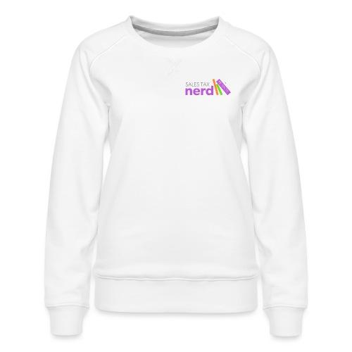 Sales Tax Nerd - Women's Premium Sweatshirt
