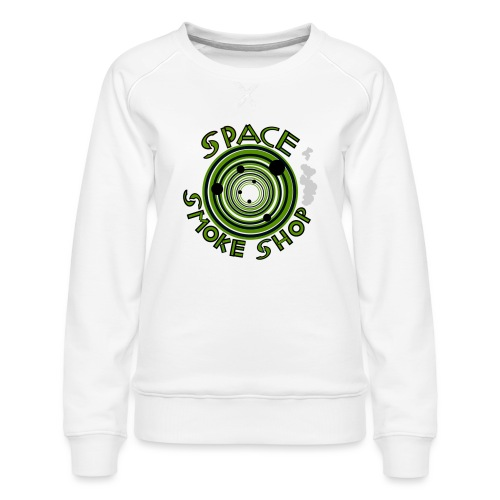 VIdeo Game Logo - Women's Premium Sweatshirt