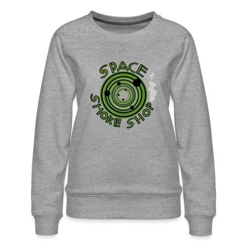 VIdeo Game Logo - Women's Premium Sweatshirt