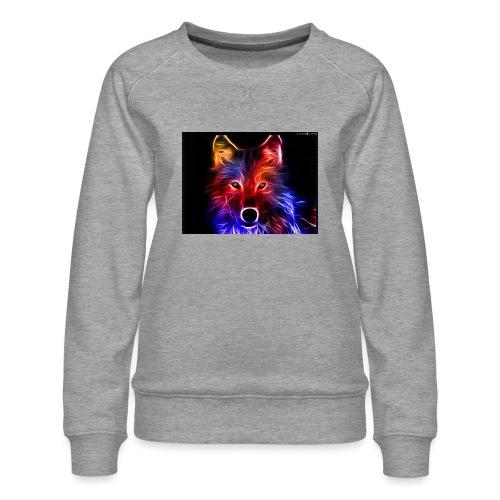 Screenshot 20171205 025459 - Women's Premium Sweatshirt
