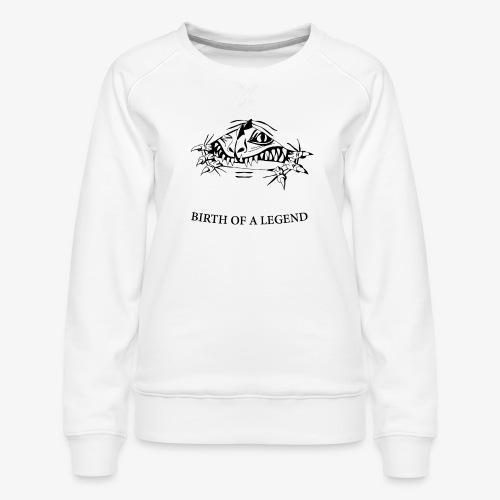BIRTH - Women's Premium Sweatshirt