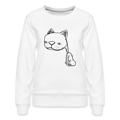 Meowy Wowie - Women's Premium Sweatshirt