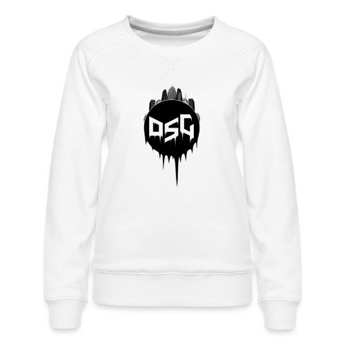 DSG Casual Women Hoodie - Women's Premium Sweatshirt