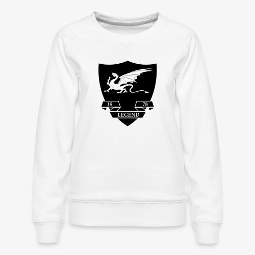 leged1978W - Women's Premium Sweatshirt