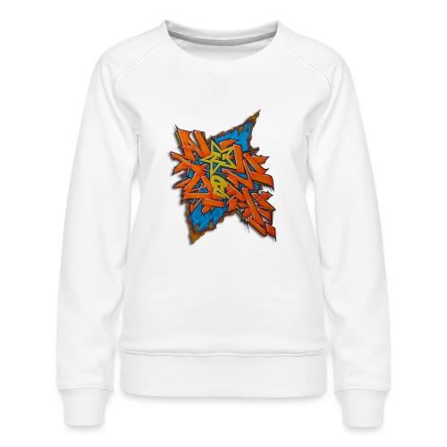 Artgomez14 - NYG Design - Women's Premium Sweatshirt