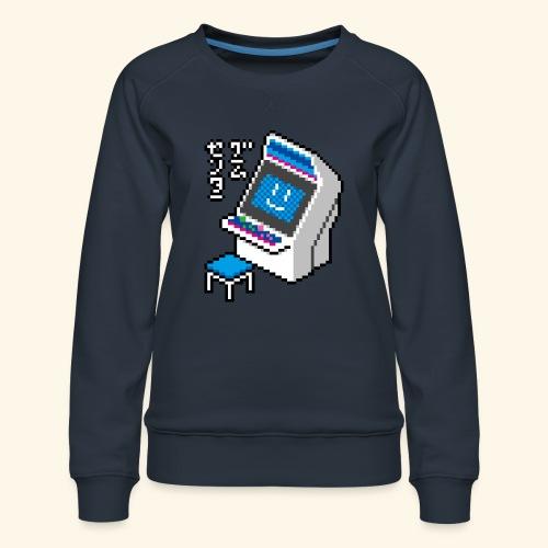 Pixelcandy_BC - Women's Premium Sweatshirt