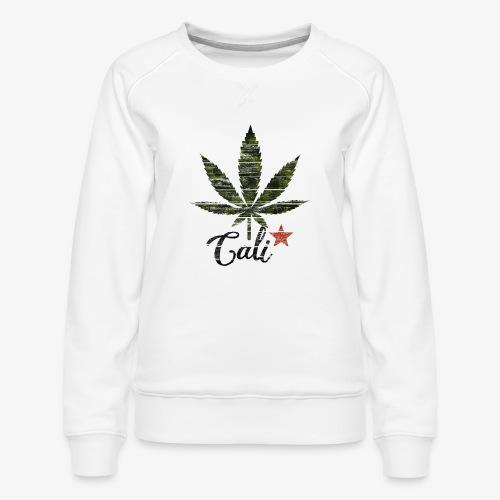 CaliStar.png - Women's Premium Sweatshirt