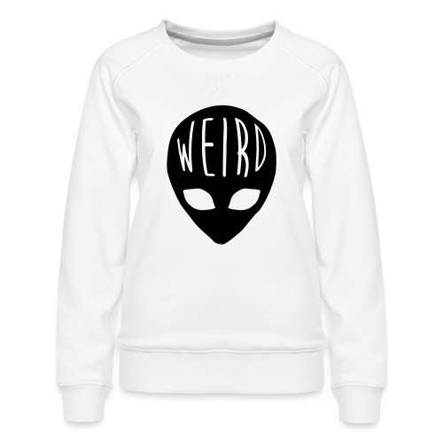 Out Of This World - Women's Premium Sweatshirt