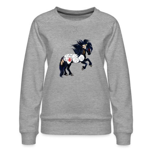 Appaloosa War Pony - Women's Premium Sweatshirt