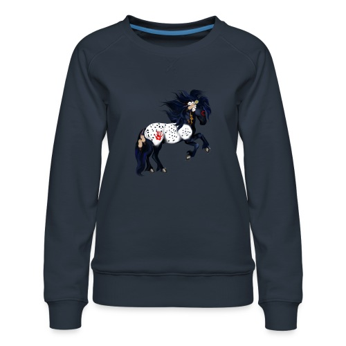 Appaloosa War Pony - Women's Premium Sweatshirt