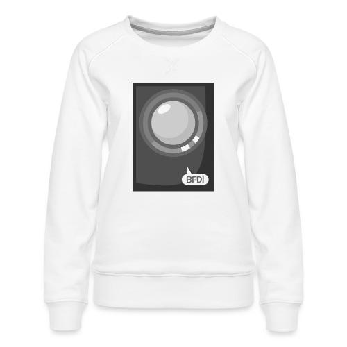 Announcer Tablet Case - Women's Premium Sweatshirt
