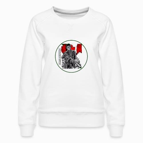 saskhoodz canada - Women's Premium Sweatshirt
