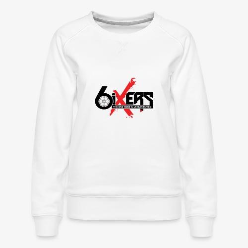 6ixersLogo - Women's Premium Sweatshirt