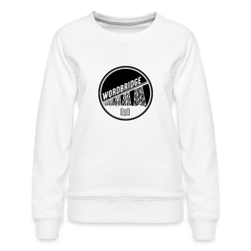 WordBridge Conference Logo - Women's Premium Sweatshirt