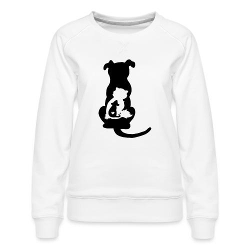 Harmony - Women's Premium Sweatshirt