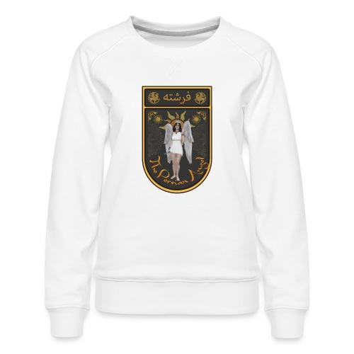 Persian Angel Anahita - Farsi Angel - Women's Premium Sweatshirt